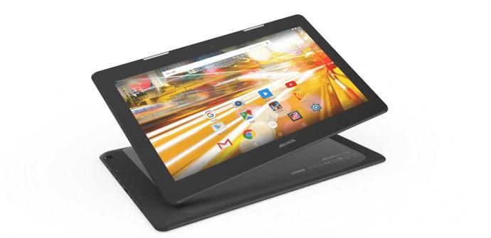 archos tablet pantalla