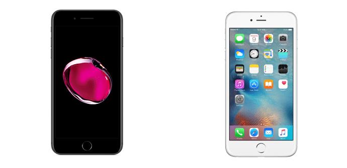 iPhone 7 Plus iPhone 6s Plus
