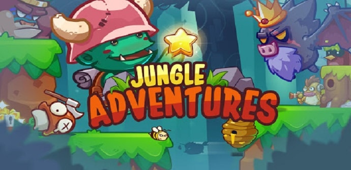 jungle adventures world app
