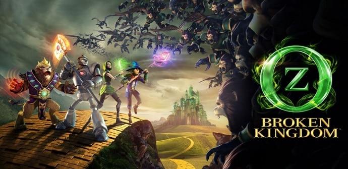 broken kingdom escenario