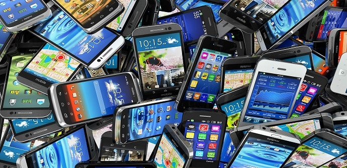 smartphones modelos