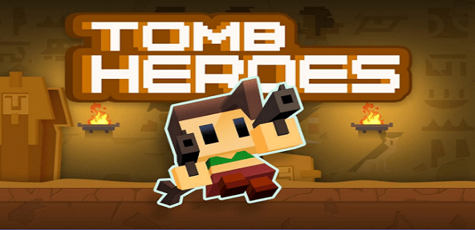 tomb heroes app