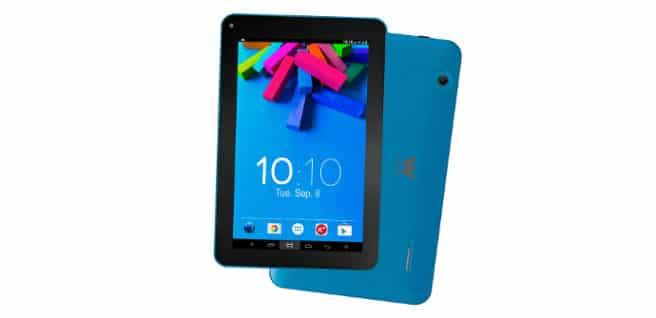 QX 79 tablet azul