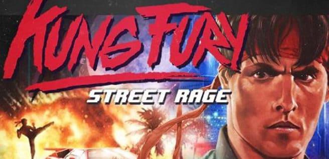 Kung Fury Street Rage juego