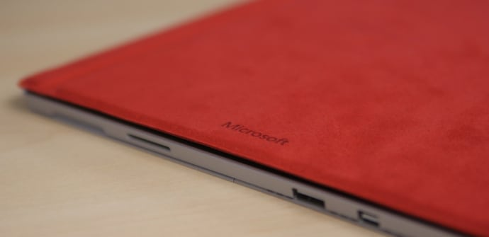 soft touch cover microsoft