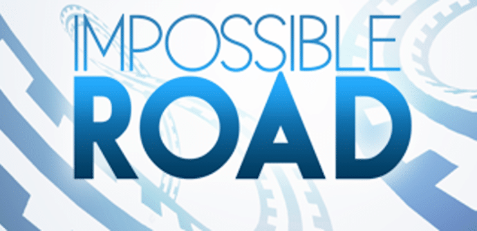 impossible road juego