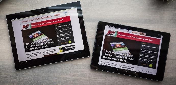 Pixel C y Nexus 9 tablets google