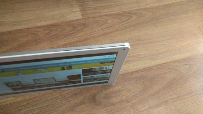 Tablet Android SPC Heaven 10.1 angulo de vision