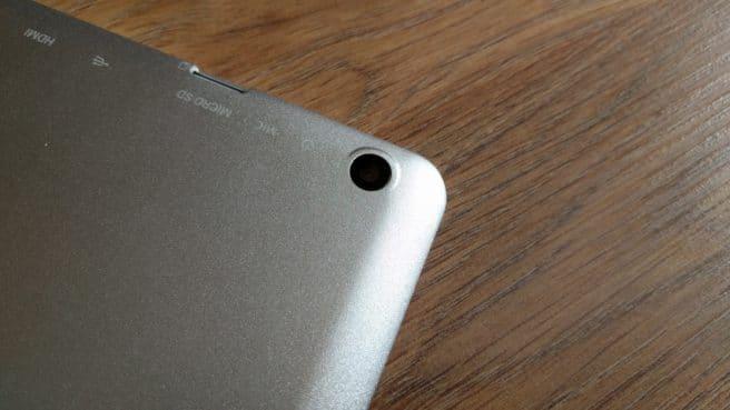 Tablet Android SPC Heaven 10.1 camara principal