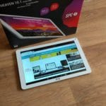 Tablet Android SPC Heaven 10.1 unboxing