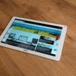 Tablet Android SPC Heaven 10.1 web tabletzona