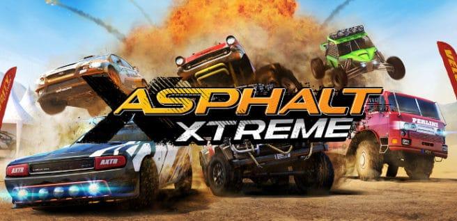 asphalt xtreme juego