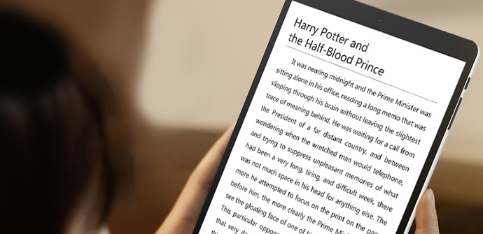 PDF reader tablet windows
