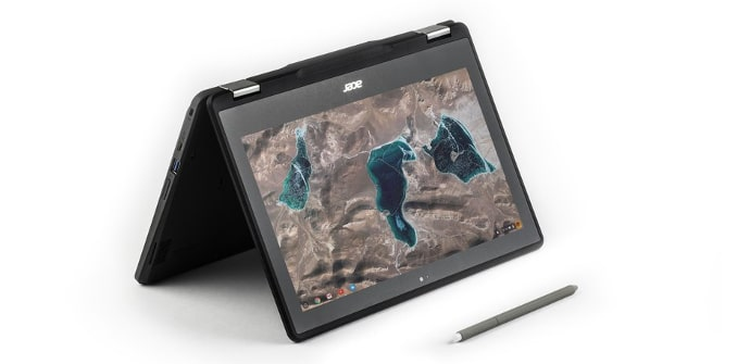 Acer Chromebook con Android