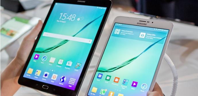 Galaxy Tab S3 con exynos