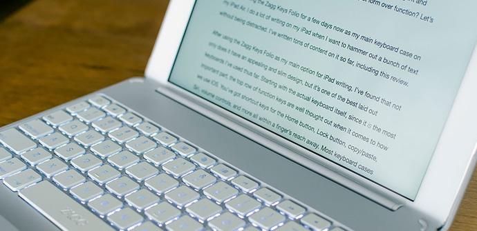 autocorrector en teclado fisico