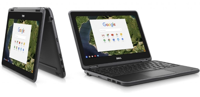 Dell Chromebook Android