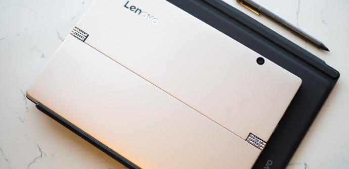 lenovo miix 720 diseño
