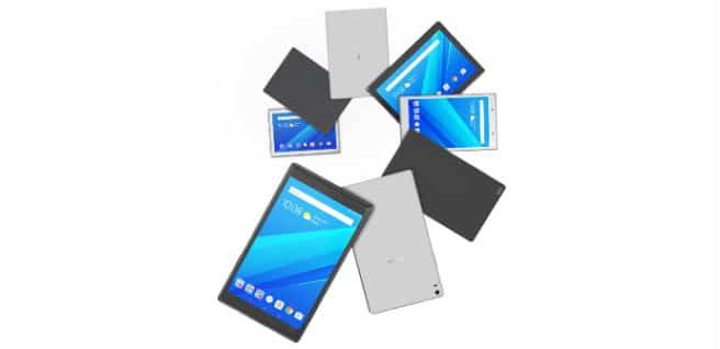 Lenovo Tab 4 8 y 10 version barata del tablet