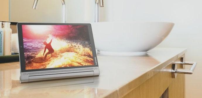 Huawei y Lenovo en tablets