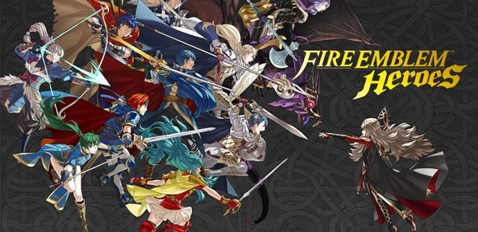 fire emblem heroes juego