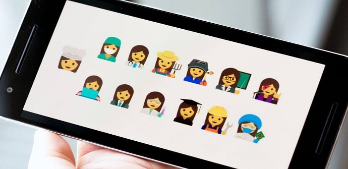 iconos whatsapp mujeres