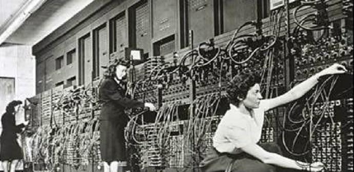 mujeres informaticas