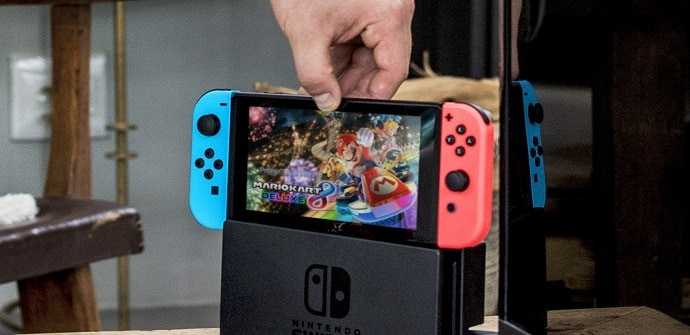 tablets para gamers nintendo switch