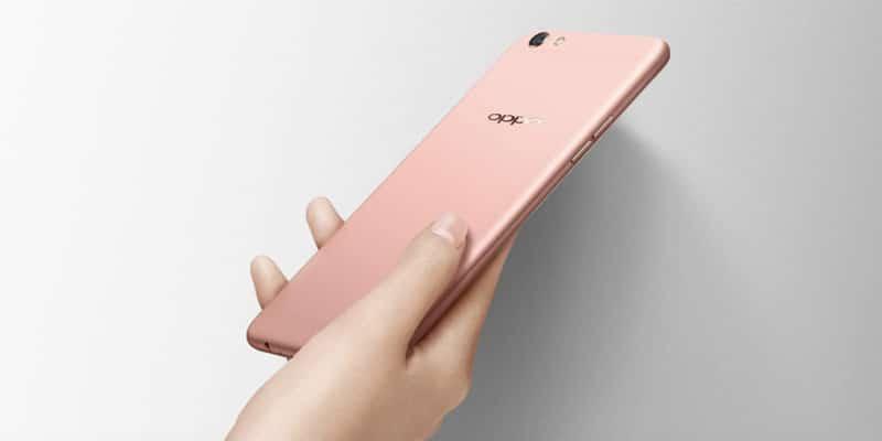oppo f3 plus rosa