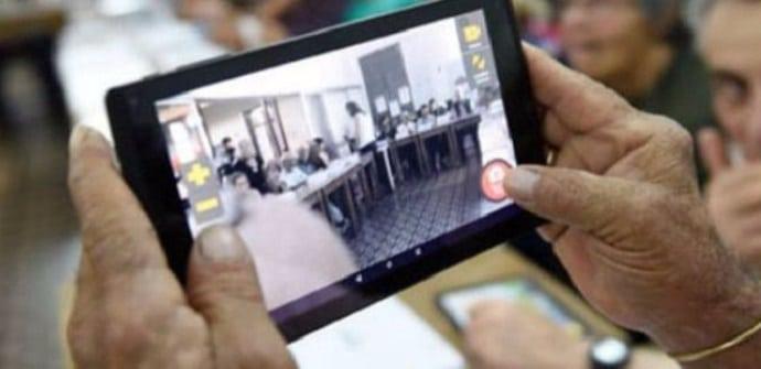 tablet foto