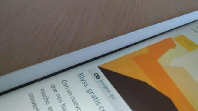 Apple iPad 2017 pantalla hudida