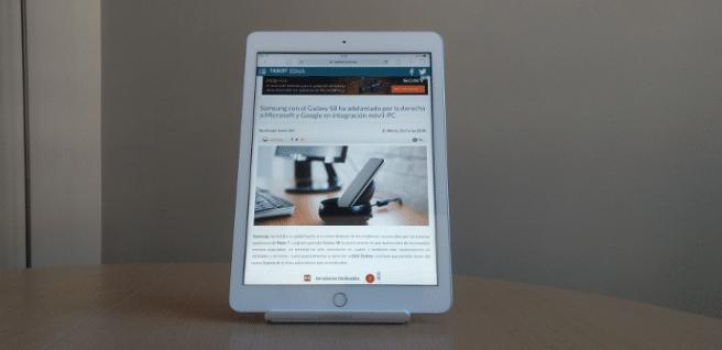 Analisis en profundidaad tabletzona iPad 2017