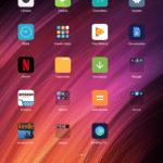 Xiaomi mi Pad 2 escritorio