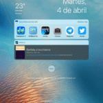 Apple iPad 2017 Widgets