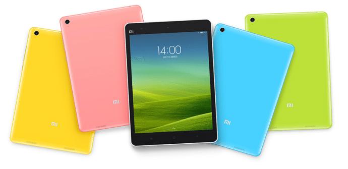 tablets de xiaomi mipad