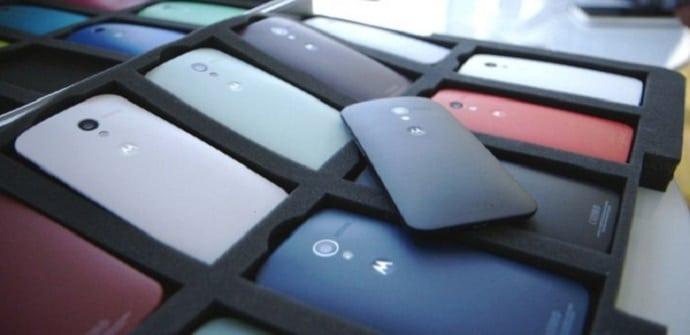 motorola smartphones modelos