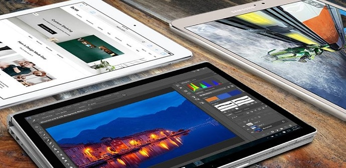 ventas de tablets