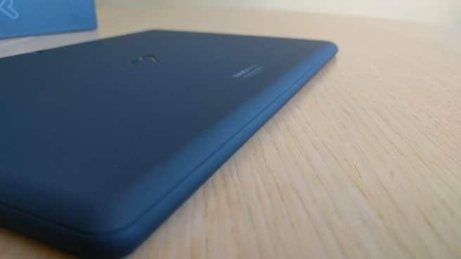 Tableta Energy Pro Android perfil inferior