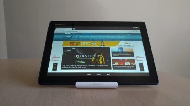 Tableta Energy Pro Android web tabletZona