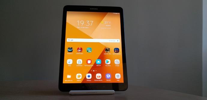 Samsung Tab S3 con Android analisis y conclusiones