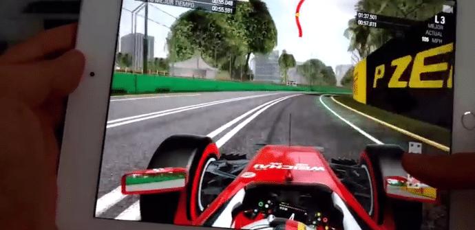 F1 2016 para iPad