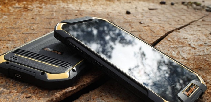 runbo f1 phablets rugged