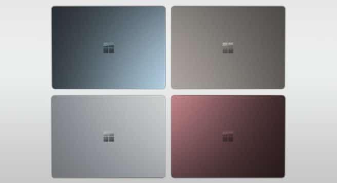 nuevo surface colores