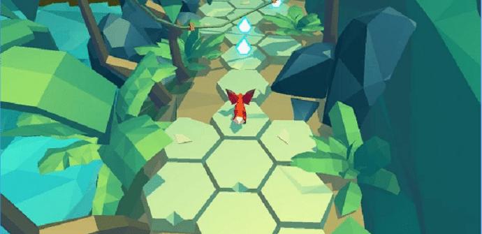 the little fox pantalla