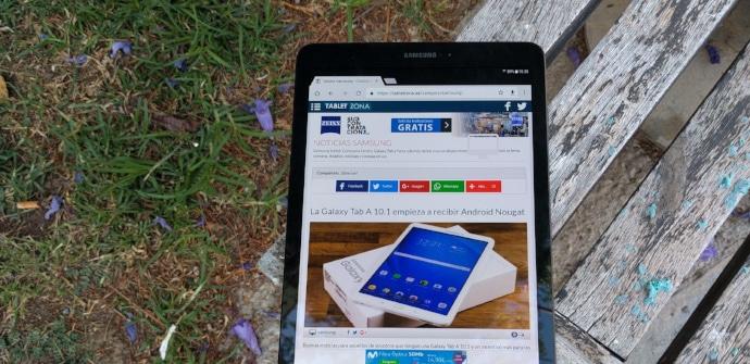 internet en tu tablet