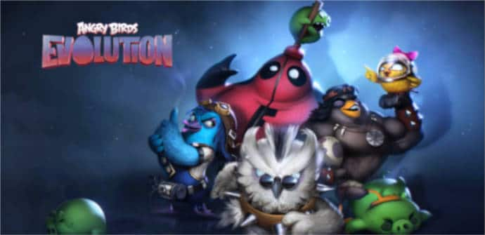 angry birds evolution ios android