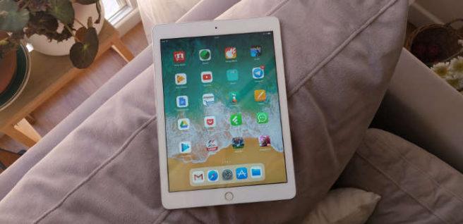 Nuevo iPad 2017 con iOS 11