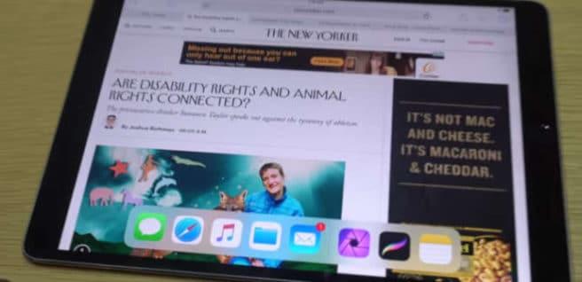 actualización a iOS 11