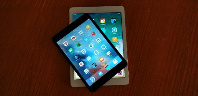comparativa de iPad baratos