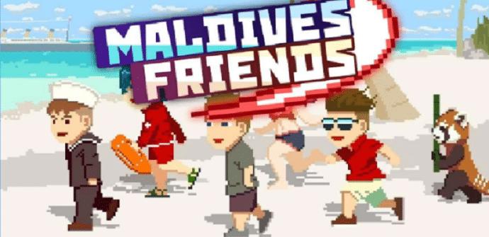 juegos de lucha maldives friends